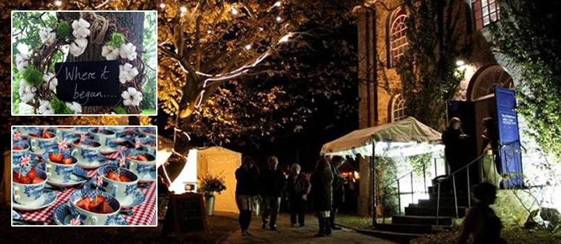 Venue Hire & Weddings at the Globe, Hay-on-Wye.