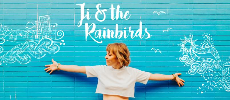 ji and the rain birds