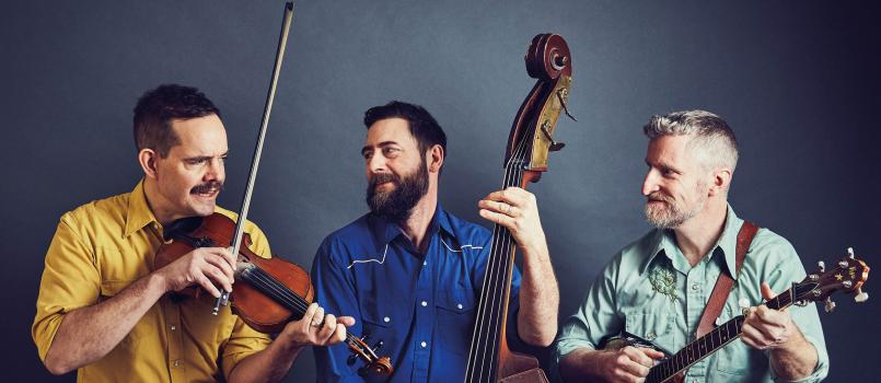 the lonesome ace stringband web